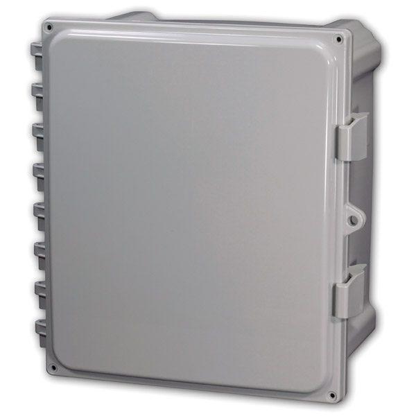 polycarbonate control box