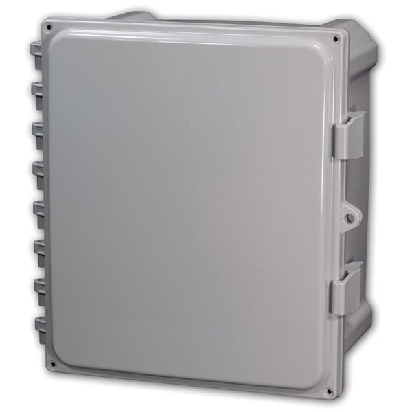 polycarbonate control box