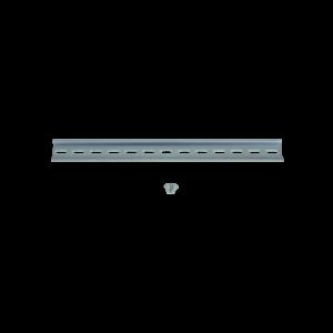 10″ DIN Rail AH10DR Product Image : <p class=