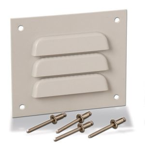 Louver Plate Vent RELP1 Product Image : Louver Plate Vent