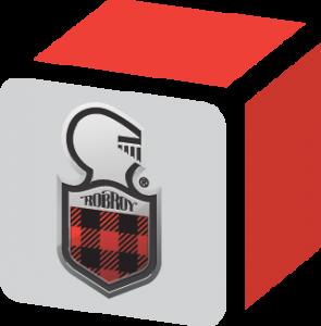 Robroy Enclosures Shield Logo