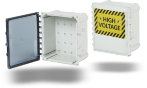 OEM Polycarboante Enclosure AttaBox